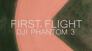 Video First Flight - DJI Phantom 3 Standard MP3, 3GP, MP4, WEBM, AVI, FLV Juni 2017