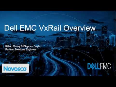 VxRail Overview and Hyper Converged