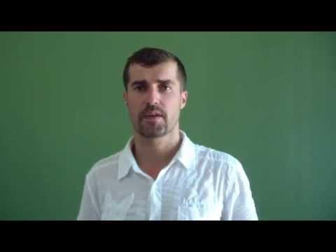 Приветсвенный ролик доктора Олега Гончаренко