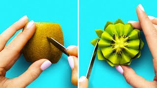 Video 30 AWESOME HACKS FOR FRUITS AND VEGETABLES MP3, 3GP, MP4, WEBM, AVI, FLV Januari 2019