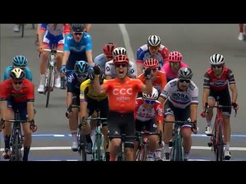 Ο Πάτρικ Μπέβιν «πήρε κεφάλι» στον ποδηλατικό γύρο της Αυστραλίας…
