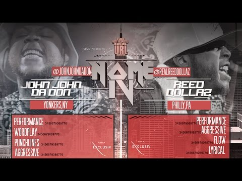 Reed - Battle legend Reed Dollaz makes his long awaited return against popular URL MC John John Da Don on the worlds most respected platform for MC Battling, Smack/...