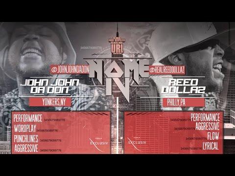 Reed - Battle legend Reed Dollaz makes his long awaited return against popular URL MC John John Da Don on the worlds most respected platform for MC Battling, Smack/...