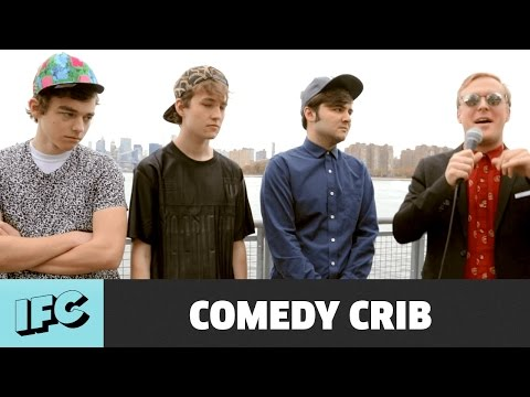 Comedy Crib: Boy Band | 'Media Day' Episode 3 | IFC