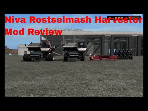Niva Rostselmash Pack v1.0.2.0