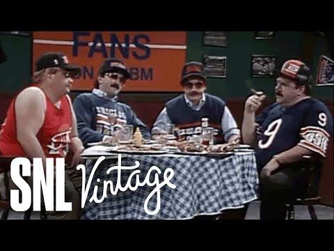 Bill Swerski's Super Fans: Da Bears in the Indy 500 - SNL