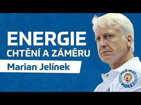 ENERGIE CHTĚNÍ A ENERGIE ZÁMĚRU: Zdroje k dosažení cílů nejen ve sportu | Marian Jelínek