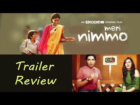Meri Nimmo Movie   Trailer Review by Filmy Parindey   ErosNow Film   Anjali Patil, Karan Dave