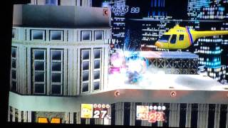How to Piss Off Your Friends in Project M (Character: Lucas, Stage: Fourside)