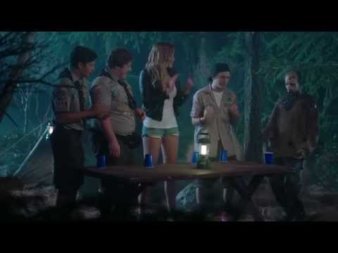 Scout's Guide to the Zombie Apocalypse (Clip 'Flip Cup')