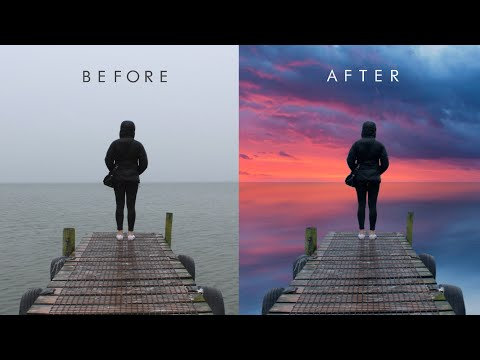 How To Make Sky Look AWESOME - PicsArt Editing