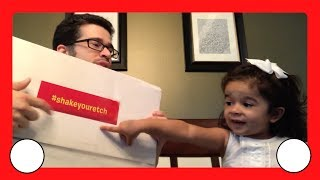 Etch A Sketch Day - July 12th!  #shakeyouretch  - Jedi, Chris and Diana check out some gifts from Spin Master! https://twitter.com/ChrisPirillo https://instagram.com/ChrisPirillo https://facebook.com/chrispirillo Tech Stuff ► http://ChrisPirillo.com/Family Stuff ► http://GeekFamilyFun.com/Giveaways & Deals: http://deals.lockergnome.com/Subscribe to Me! ► http://bit.ly/SubChrisPirilloYes, our daughter's name is Jedi ► http://go.tagjag.com/jedipirilloChris & Diana Pirillo 1420 NW Gilman Blvd #2543Issaquah, WA 98027Hello, galaxy! I'm Chris Pirillo, and I love living the geek lifestyle - as a family-loving father, as an entrepreneur, as a Star Wars collector, as a retro video game player, as a LEGO minifigure fan, as a pop culture event producer, as a thrifting junkie, as an '80s nostalgia kidult, as a toy seeker, as a coupon clipper, as a consumer tech advisor, as a person who loves picking up the digital camera that's usually sitting inside his smartphone and recording whatever thoughts happen to be in my head at the time (or experiences that I'm happy to share with the world)!Disclaimer:  Etch A Sketch products received as a gift.
