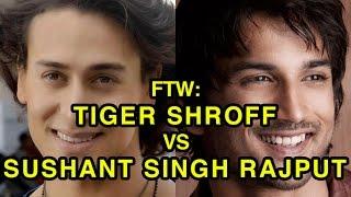 Video For The Win: Tiger Shroff vs Sushant Singh Rajput MP3, 3GP, MP4, WEBM, AVI, FLV September 2019