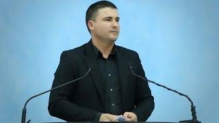 Serviciu Divin 21.12.2014 PM – Petru Balmoş: Cântarea lui Simeon.
