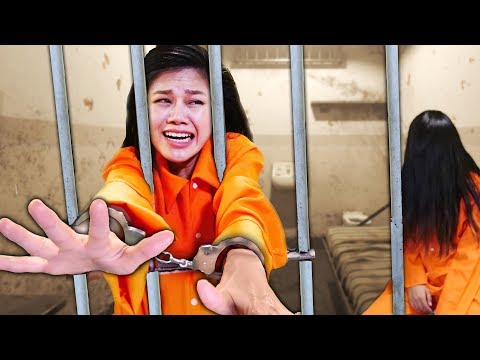 Trapped In Prison For 24 Hour Challenge With Hacker Girl Pz4 (cwc & Daniel Help Us Escape Room)