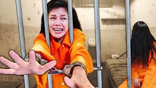Video TRAPPED IN PRISON for 24 HOUR CHALLENGE with HACKER GIRL PZ4 (CWC & Daniel Help Us Escape Room) MP3, 3GP, MP4, WEBM, AVI, FLV Agustus 2019