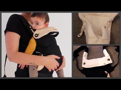 Test: Ergobaby Babytrage 360°| babyartikel.de