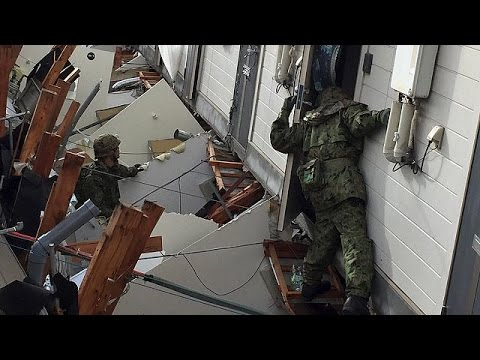 Ιαπωνία: Εξανεμίζονται οι ελπίδες για την ανεύρεση επιζώντων από τον σεισμό