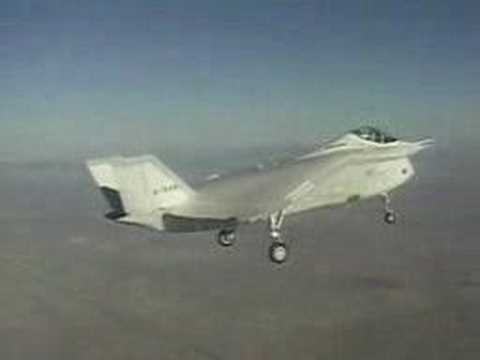 The X-32 was Boeing's entry into...