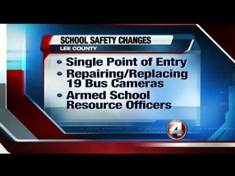 Lee School District announces sweeping security changes