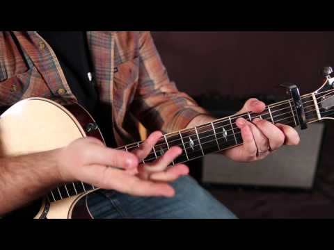 """How To Play """"Somebody To Love"""" By Queen – Acoustic Songs Guitar Lesson, Tutorial, Chords, Rhythm"""