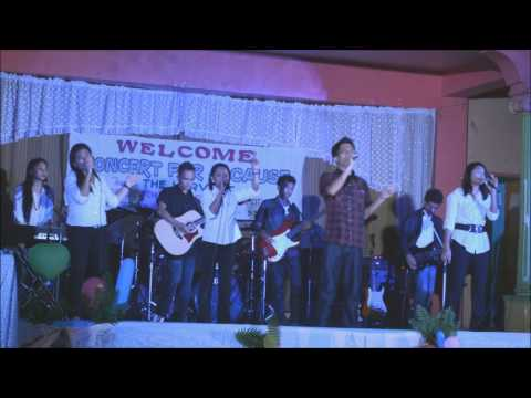 "Faith Tabernacle Pagadian ""Holding Nothing Back""  (Jesus Culture)"