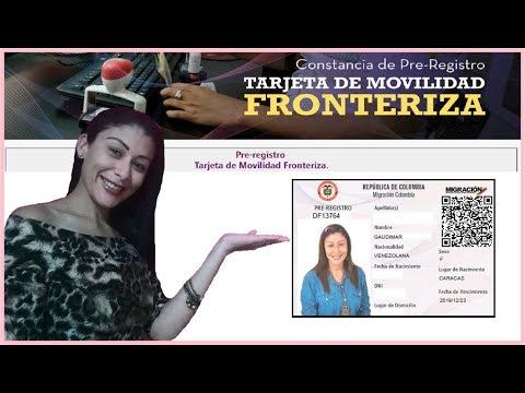 Como Solicitar el Carnet Fronterizo en Venezuela 2018 | 💖 ALGADINA