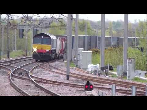 Warrington Bank Quay 27/04/12