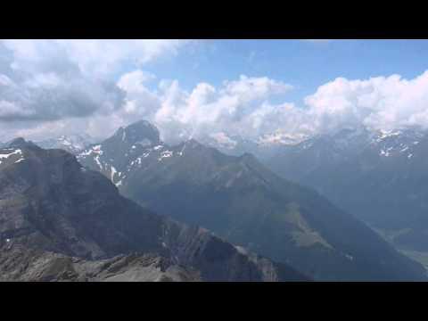 Serles (Waldrastspitze, 2717m, Stubaier Alpen) - Tirol, Österreich (видео)
