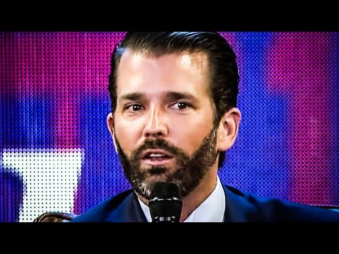 Donald Trump Jr Plans New Book To Help His Dad's Failing Presidency