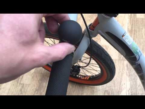 Nello Fahrradklingel magnetic bike bell das Original