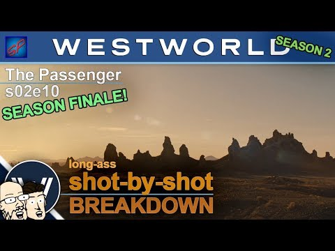 "Westworld S02e10 Finale - ""The Passenger"" Shot-by-Shot Recap, Review & Discussion"