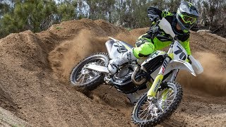 6. 2019 Husqvarna FX 450 Review | Best 2019 450 Off-Road Dirt Bikes