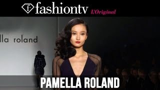 Pamella Roland Fall/Winter 2014-15 | New York Fashion Week NYFW | FashionTV