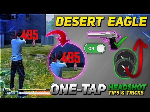 DESERT EAGLE SECRET HEADSHOT TRICK [HANYDCAM]