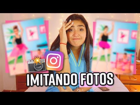 IMITANDO EL INSTAGRAM DE BARBIE XIME PONCH