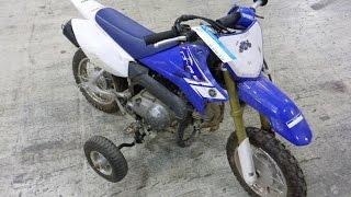 10. 2013 Yamaha TTR 50ed | For Sale | Online Auction