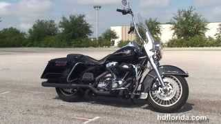 10. Used 2010 Harley Davidson Road King Motorcycles for sale
