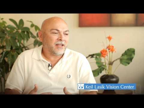 George Webb - Keil Lasik Patient Testimonial: