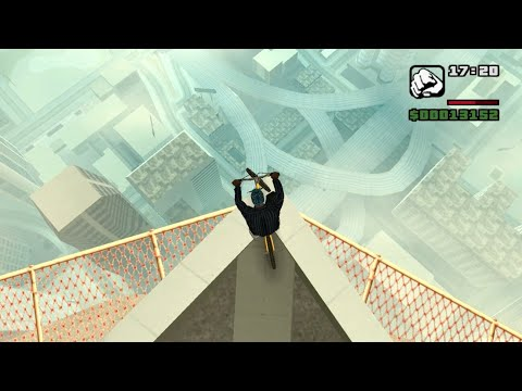 GTA San Andreas Wasted Funny Die!!! (HD720p)