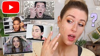 TESTING BEAUTY GURUS FAVORITES... What's Worth Buying??? by Rachhloves