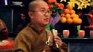 Nối kết tình thâm - Phần 2 (Vấn đáp) - Thích Nhật Từ
