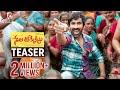 Nela Ticket Movie Teaser | Ravi Teja | Malvika Sharma | Kalyan Krishna | SRT Entertainments waptubes