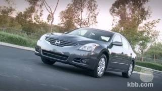 2011 Nissan Altima Video Review - Kelley Blue Book