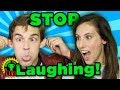 You Can 39 T Break Us  The Fan Submitted Try Not To Laugh Challenge
