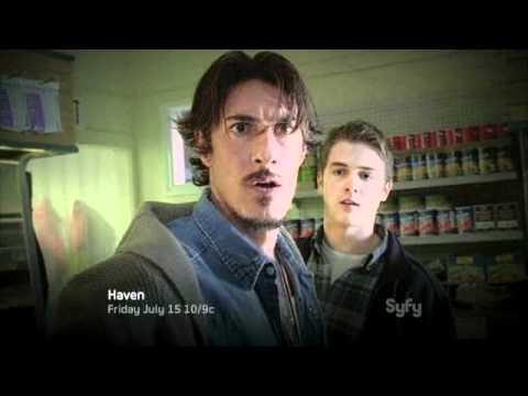 Haven   Season 2   Freakish Things Promo