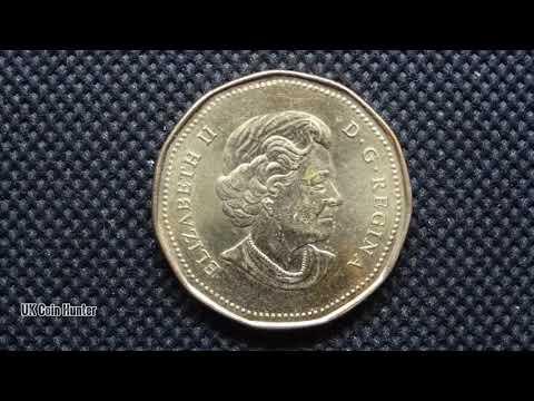 Canada: $1 Coin Loonie 2005