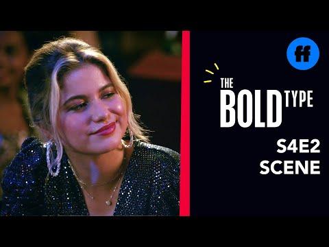 The Bold Type Season 4, Episode 2 | Kat Tells Bella About Adena | Freeform