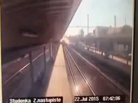 Pendolino fatal crash with truck - Studenka 2015