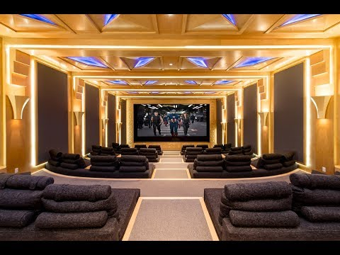 Home Theater Ideas for 2018 (видео)